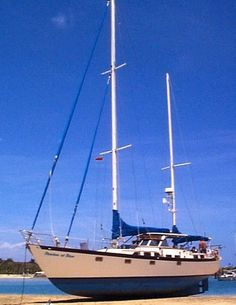 1984 Custom Offshore Ketch Sail Boat For Sale - www.yachtworld.com