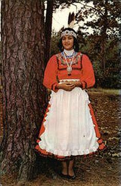 Choctaw Indian Princess, 1960, Philadelphia, MS