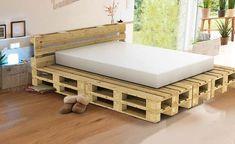 Palettenmöbel ganz einfach selber bauen