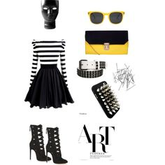 """lady mystery"" by explorer-14105186652 on Polyvore"