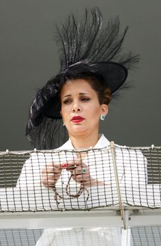 Princess Haya bint Al Hussein, June 7, 2014 | Royal Hats