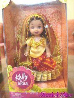Kelly In India Doll | eBay