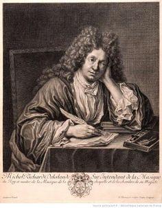 LALANDE, Michel-Richard de (1657-1726) / Prédécesseurs / Quelques compositeurs français des XVIIe et XVIIIe siècles / APPROFONDIR / Accueil - Rameau 2014