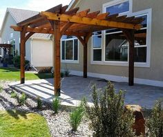 patio pergola deck designs 25