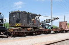 American C/N 1924 25 tons Diesel 05-43 (operable) US War Dept. Raritan Arsenal US Army #C-45 Navajo Army Depot Bellemont, AZ Valley Steel & Supply Co. Tempe, AZ (retired 1995) ARM 1997 2012 Useable --- USA
