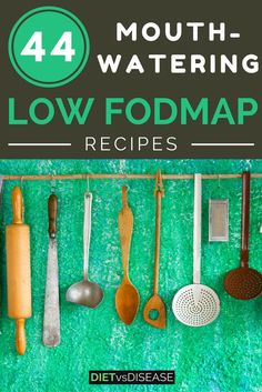 This is a round-up of 44 delicious low FODMAP recipes for IBS. Recipes are categorised under breakfast, lunch, dinner, snacks and desserts. Learn more here: http://www.DietvsDisease.org/low-fodmap-recipes-for-ibs/