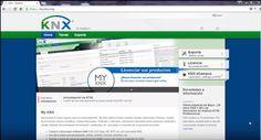Curso KNX con ETS 5. Sistema domótico de bus Europeo.  En este vídeo aprenderemos a descragar el sofware ETS5.