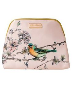 Ted Baker make-up bag. I'm liking a lot of Ted Baker's designs lately. We seem to be thinking alike