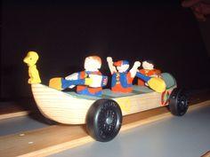 Row, row, row your boat!