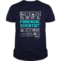 FORENSIC-SCIENTIST T-Shirts, Hoodies (21.99$ ==► Order Shirts Now!)