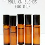 Essential Oil Roller Blends for Kids // Smashed Peas and Carrots