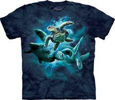 Collage de tortugas marinas. #3288