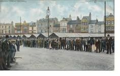 Barnsley memories, growing up and pictures of my home town, Barnsley Barnsley South Yorkshire, Market Stalls, Local History, Vintage Postcards, Old Photos, Louvre, Street View, Marketing, Travel