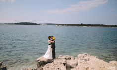 It was a gorgeous wedding, primarily because of relaxed newlyweds and their happy guests, but also because of two inspiring locations,Galižana and Puntizela Wedding Story, Wedding Day, Newlyweds, Weddings, Happy, Pi Day Wedding, Just Married, Marriage Anniversary, Wedding