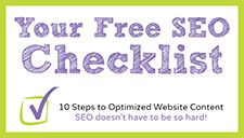 Grab Your Free SEO Checklist Here!  #success #seohelp #entrepreneur http://www.webnavigatorgal.com/facebook-fan-page-tips/