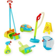 "Just Like Home - Mega Cleaning Set - Just Like Home - Toys""R""Us"