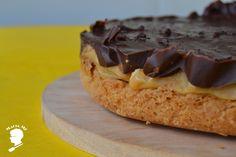 Receita: Bolacha de Caramelo e Chocolate
