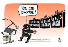The global terror -     Cecigian
