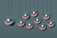 Lampes à frange | MilK decoration