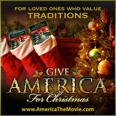 Christmas Tradition #1: Christmas Stockings. From America the film Christmas campaign.