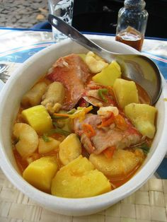 Cabo Verde Cabo, Cape Verde Food, Home Food, Meal Planning, Verde Island, Meals, Dishes, Cooking, Ethnic Recipes