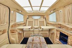 Mercedes Viano by Larte Takes Luxury To new Levels