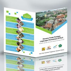 Desain Proposal RTPLP (Rencana Tindak Penataan Lingkungan Permukiman) Desa Putat - Kecamatan Tanggulangin - Kabupaten Sidoarjo..