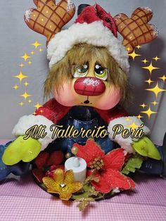 Christmas Ornaments, Halloween, Holiday Decor, Crafts, Character, Ideas, Art, Do It Yourself, Jelly Beans