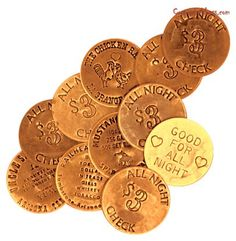 Bawdy House Tokens#Bawdy, #House, #Tokens Halloween News, Halloween Costumes For Teens, Adult Halloween, Morris Costumes, Play Money, Show Me The Money, Halloween Accessories, Costume Accessories, How To Memorize Things