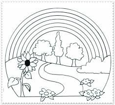 Home Decorating Style 2020 for Coloriage Paysage Arc En Ciel, you can see Coloriage Paysage Arc En Ciel and more pictures for Home Interior Designing 2020 10930 at SuperColoriage. Coloring Sheets, Coloring Books, Coloring Pages, Rainbow Art, Free Coloring, Fabric Painting, Craft Tutorials, Easy Drawings, Felt Crafts