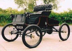 1903 Murray Automobile Church Mfg Co. Adrian, MI 1902-1903