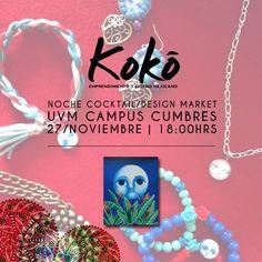 Te encantará Arte Lunario.   https://www.facebook.com/pages/Arte-Lunario/ #KokoEdm14 #moda #diseño #marketing #emprendimiento