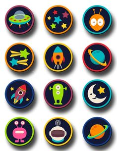 Items similar to Outer Space Rockets Party Favors inch pinback button pin badge Party Supplies Party Favor on Etsy Outer Space Rockets Party Favors inch by ItsYourPartyPinit Outer Space Crafts, Space Crafts For Kids, Fourth Of July Crafts For Kids, Outer Space Theme, Outer Space Party, Astronaut Party, Outer Space Decorations, Space Rocket, Party Supplies