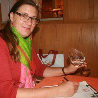 BIO HOTELIERE Heike Eggensberger vom Biohotels Eggensberger beim Best of BIO Wine Award der BIO HOTELS