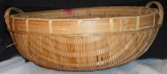 Villager Basket w/ Handles
