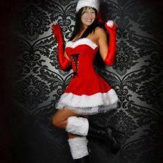Beauty Santa