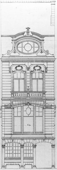 Etterbeek - Avenue de Tervueren 31 - D'OURS Franz