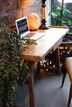 Home Office Space, Office Workspace, Home Office Design, Home Office Decor, Office Ideas, Zen Office, Office 2020, Office Cubicle, Workplace Design