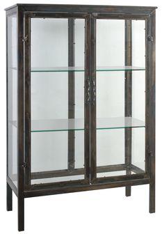 A&B Home Group, Inc Parnell Keepsake Display Cabinet