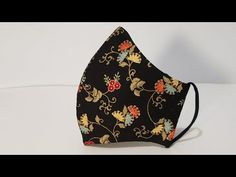 DIY MASK Easy Face Mask Sewing Tutorial How To Make Face Mask No Sewing Machine Face Mask - YouTube Easy Face Masks, Diy Face Mask, Sewing Tutorials, Sewing Projects, Sewing Patterns, Fabric Patch, Diy Mask, Diy Clothes, Tricks