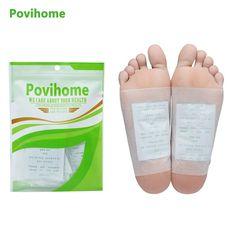 120Pcs Detox Foot Pads Patch Health Care Foot Care Tools Adhesives Herbal Cleansing Bamboo Pads Beauty Slimming Patch C033 #Affiliate