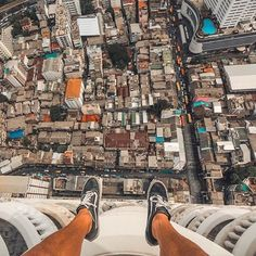 """52 floors up in Bangkok! Photo by @doyoutravel"""