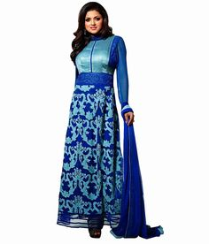 Attractive Drashti Dhami Salwar Suit For Ethnic Collection Please visit below link : http://uttamvastra.com/product-category/retail/ OR What's app contact on : 7069883833
