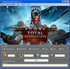 Total Domination Hack Tool 2016 download iOS, apk.Full Total Domination Hack…