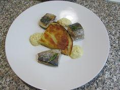 JHS /  Poisson rösti coryphène de pommes de terre et sauce tartare  Gino D'Aquino