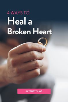 Learn about the three different loves people experience throughout their lifetime. Jay Shetty talks about how to heal current and past heartbreak and the three different types of love a person experiences. Jay shares four exercises to heal a broken heart for good. I'm Jay Shetty - author, podcast host, former monk, and purpose coach. My vision is to make wisdom go viral in an accessible, relevant & practical way. We Fall In Love, Falling In Love, What Love Means, Embrace The Chaos, Healing A Broken Heart, Think Deeply, Future Love, After Break Up, Choose Love