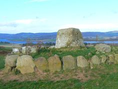 Macduff's cross in Fife, Scotland also known as the Cross of MacDuff or Ninewells,
