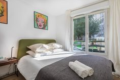 Offering free WiFi and city views, CMG Solidarité is a property located in Paris. The apartment is miles from La Cigale Concert Hall. Bastille, Kitchenette, Free Wifi, Toaster, Ground Floor, Paris France, Washing Machine, Microwave