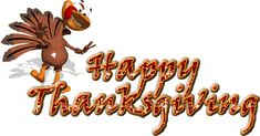 Thanksgiving Day Animated & 3D GIF Cards