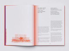 Highlights by Studio fnt, South Korea. #branding #exhibition #brochure